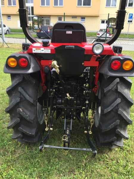Traktor TYM TE40 a TE50