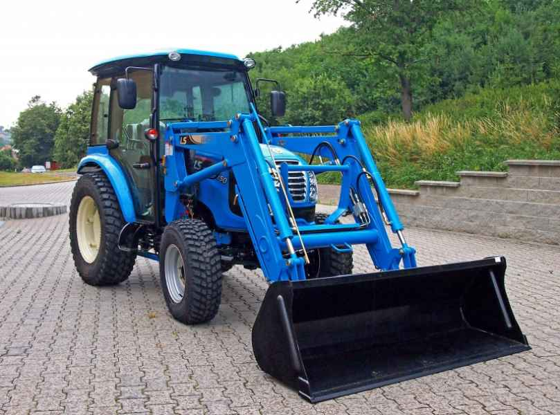 Traktor LS XR